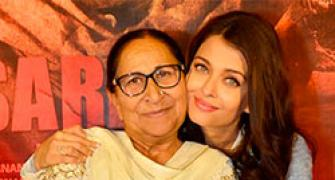 Aishwarya, team pay homage to Sarabjit Singh