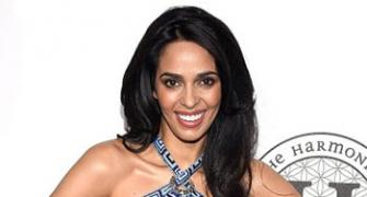 Cannes 2016: Mallika Sherawat attends a cocktail party