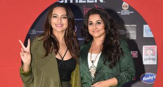 PIX: Sonakshi, Vidya at the Global Citizen Festival