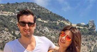 PIX: Shama Sikander's EXOTIC holiday in France, Venice, Italy...