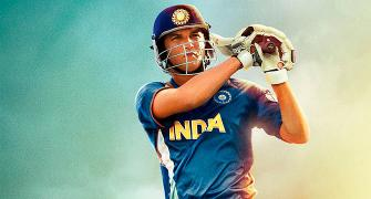 Sushant had mastered Dhoni's helicopter shot: More