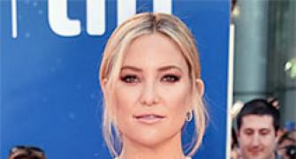 PIX: Kate Hudson, Kurt Russell on the red carpet at TIFF