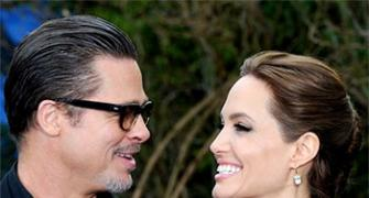 Angelina-Brad's love story in pictures