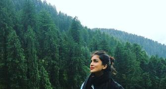 PIX: Pallavi Sharda's Manali holiday