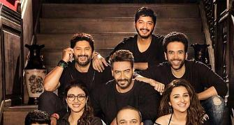 Video: On the sets of Golmaal Again!
