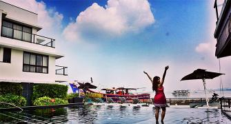 PIX: Shenaz Treasury's Kerala holiday