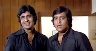 'No one walked the way Vinod Khanna did'