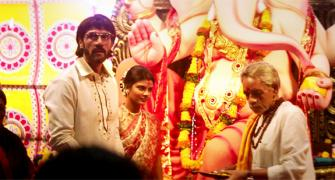 When Bollywood hailed Ganpati Bappa Morya