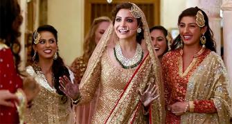 Anushka's been a bride before!