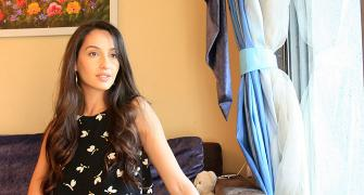 VIDEO: Step into Nora Fatehi's home!