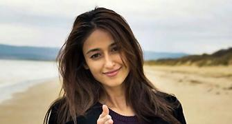 Ileana's beautiful pictures through her beau's lens