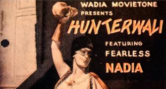 Just who was Fearless Nadia?