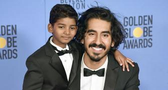 Golden Globe 2017: Meet the Lions, Dev Patel and Sunny Pawar