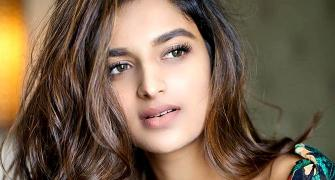 Watch out for Nidhhi Agerwal, folks!