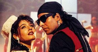 Quiz: Who was the original choice for Raveena's role in Mohra?
