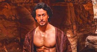 This is what Tiger Shroff LOVES!
