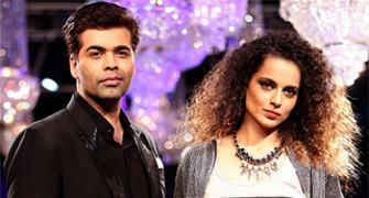 'Why is Karan Johar trying to shame a woman for being a woman?'