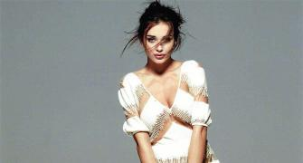 What will Amy Jackson wear at Cannes?