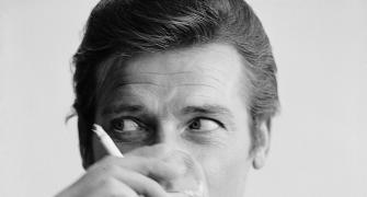 Roger Moore: On Her Majesty's Service