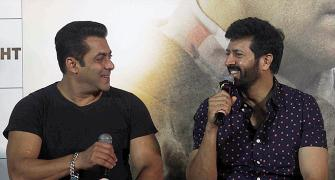 Why did Salman get emotional at the Tubelight trailer launch?