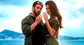 Katrina injured; song with Salman postponed