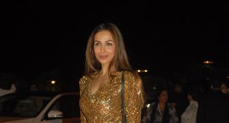 PIX: Malaika-Arbaaz party with Gauri Khan