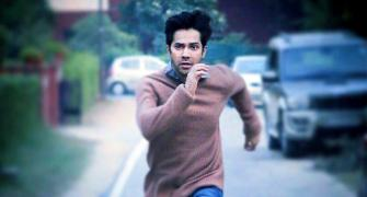 Varun's October inspires David Dhawan to go serious