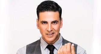 Why Akshay Kumar is just like us!