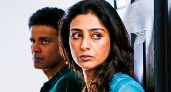 Tabu and Manoj Bajpayee talk movies