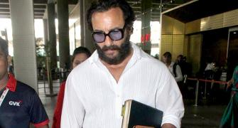 #BlackbuckCase: Saif, Tabu, Neelam, Sonali return to Mumbai