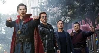 Avengers Infinity War Review: Villain Takes It All