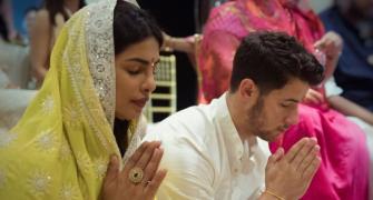 Abu-Sandeep to create Priyanka's bridal outfit