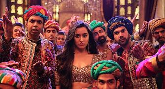 Stree: Delightful collision of chills, chuckle, cause!