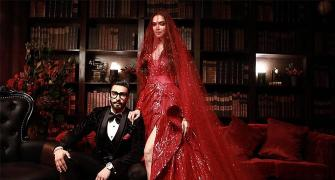 Deepika proved she's the COOLEST bride ever