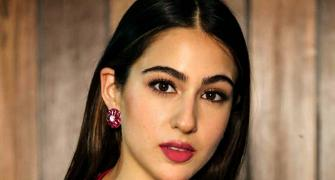 Why is Sara Ali Khan PETRIFIED?
