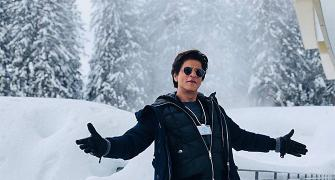 Bollywood's FAVOURITE winter getaways