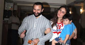 Saif: Leave Taimur alone!