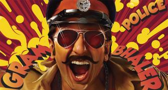 Ranveer, AB, Salman: The Kooky cops of Bollywood