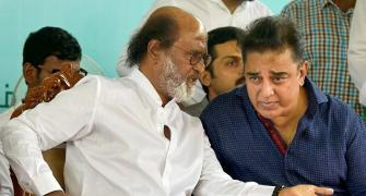 Rajinikanth vs Kamal Haasan on April 27?
