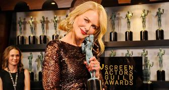 SAG Awards: Nicole, Gary, Frances win