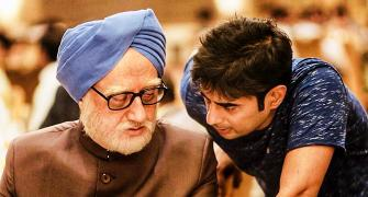 'Accidental Prime Minister is a homage to Dr Singh'