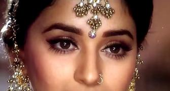 Lessons from Bollywood: How to wear a bindi