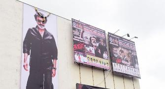 Rajini Mania in Mumbai and Chennai