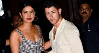 PIX: Priyanka-Nick Jones go out on a dinner date