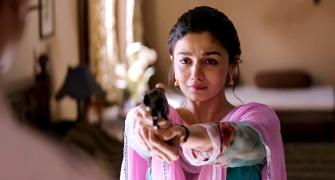 'Alia is not Lara Croft in Raazi'
