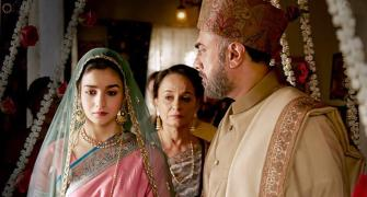 Raazi: A self-important, self-applauding thriller