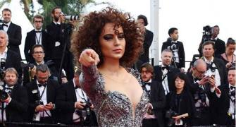 Cannes 2018: Kangana, the cat woman