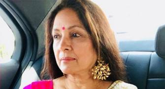 What's Neena Gupta doing in Mukteshwar?