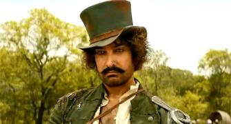 'You'll forget Jack Sparrow after watching Firangi'