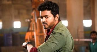 'Sarkar is Vijay's most political film'